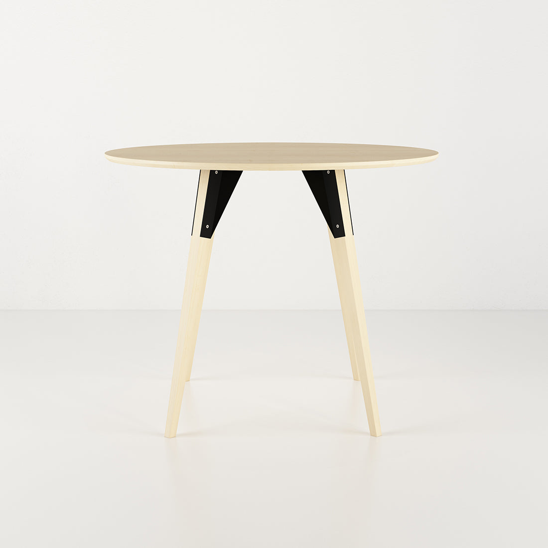 Clarke Small Circle Dining Table