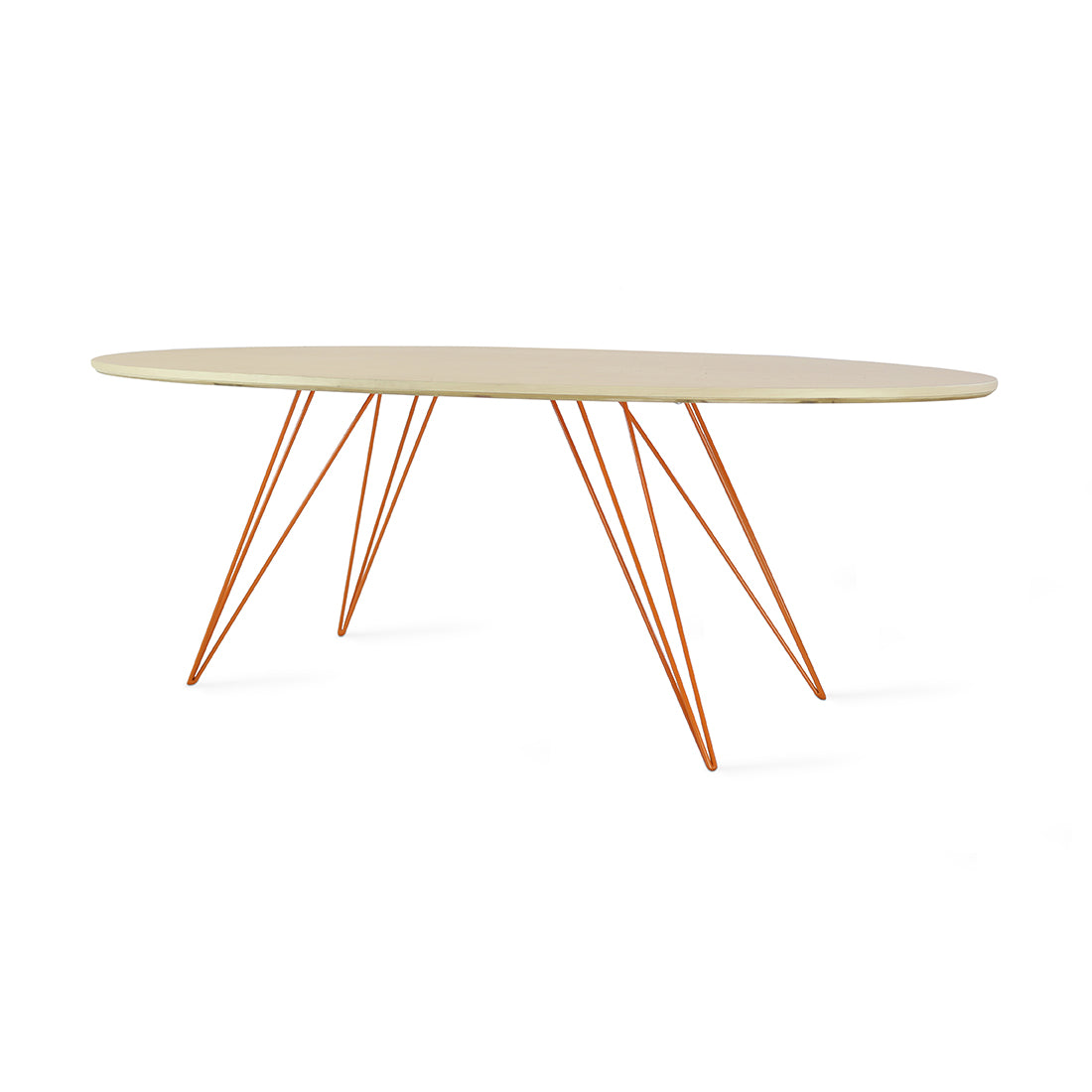Williams Maple Extra Small Oval Coffee Table