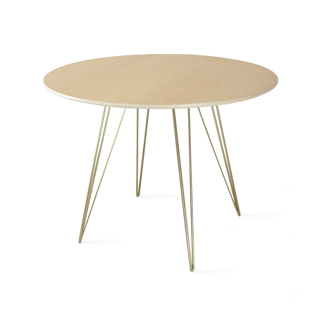 Williams Maple Small Circle Dining Table