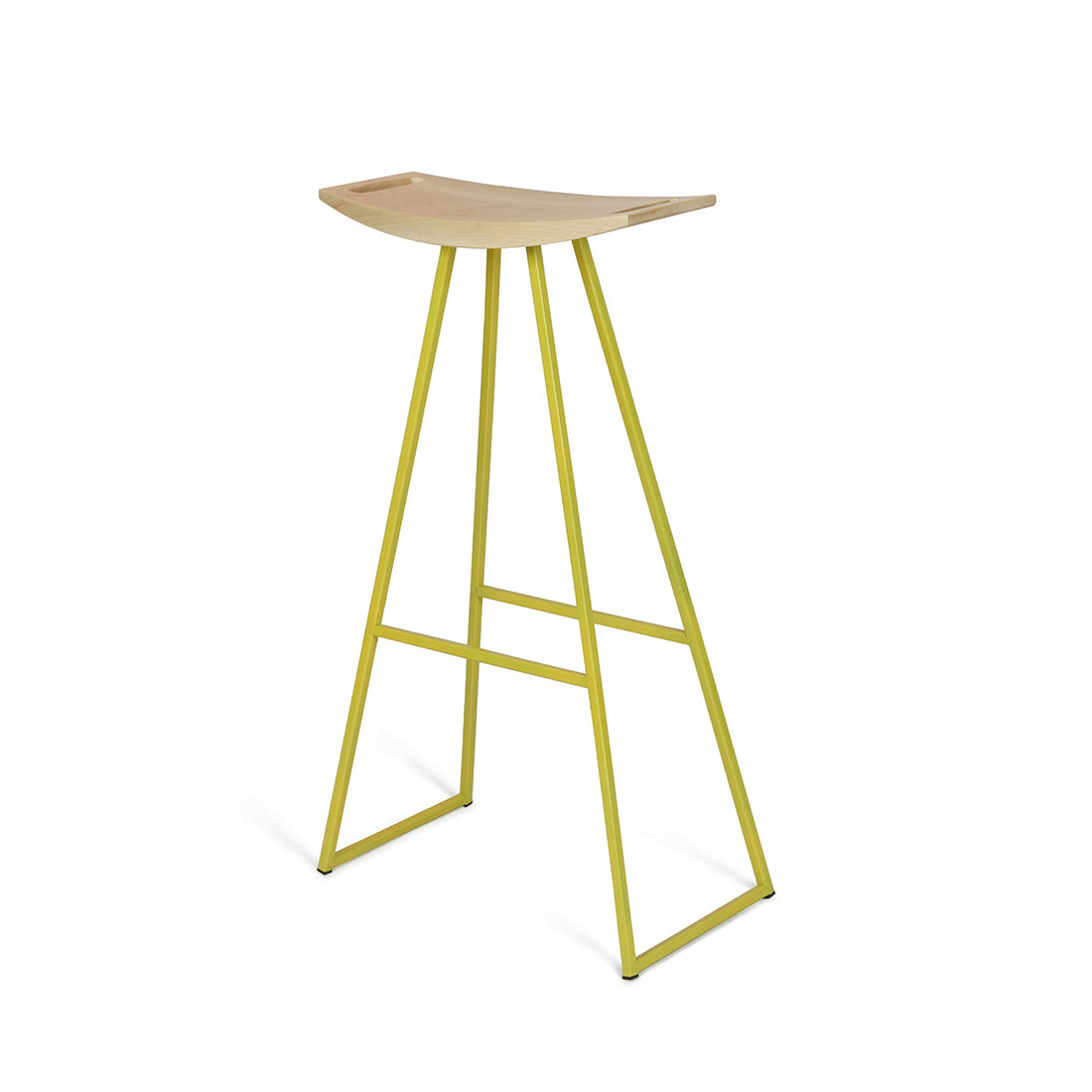 Robert Maple Bar Stool