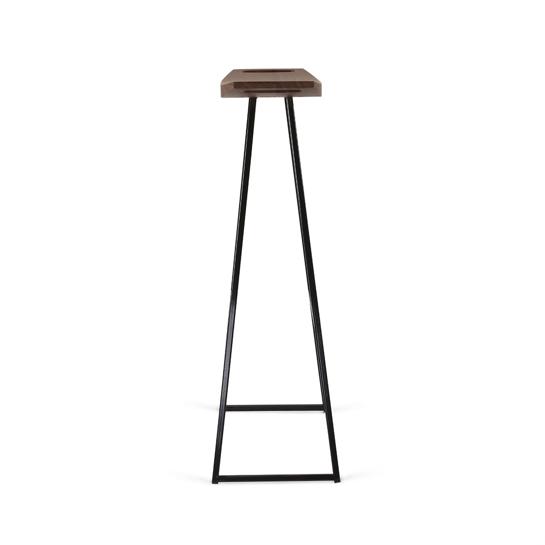Robert Walnut Bar Stool