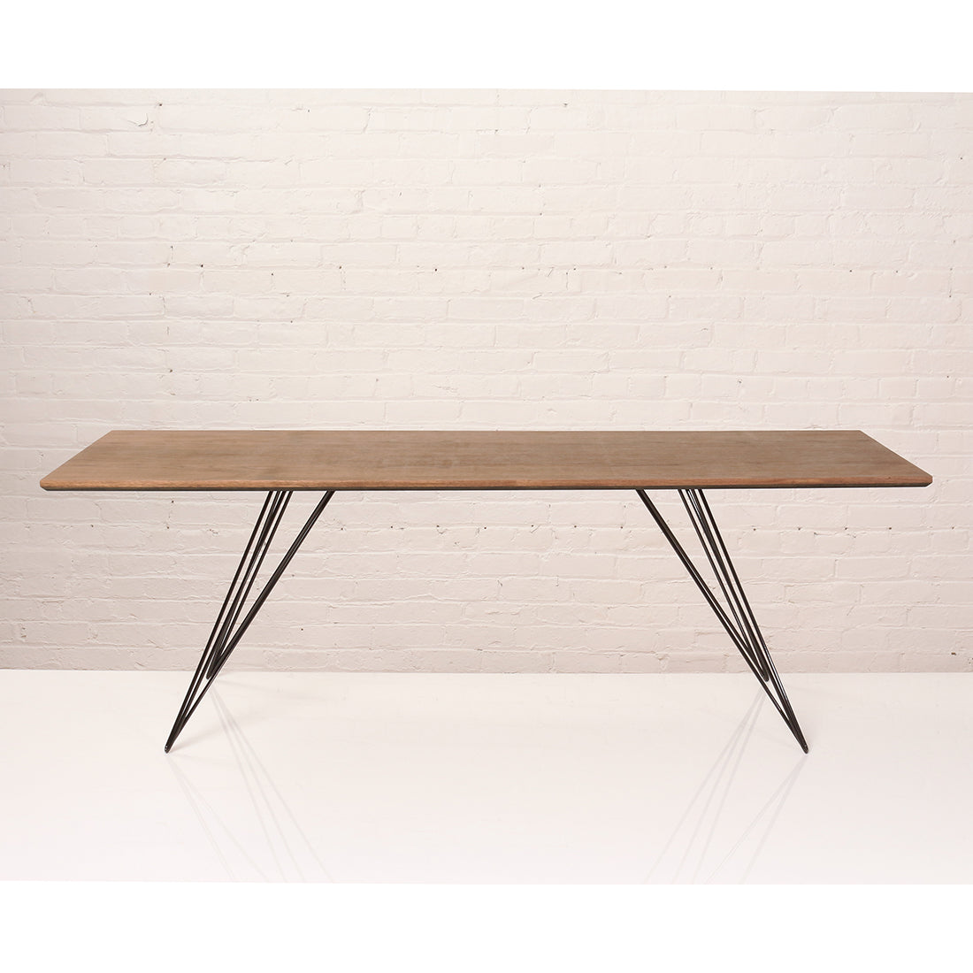 Williams Walnut Extra Small Rectangular Coffee Table
