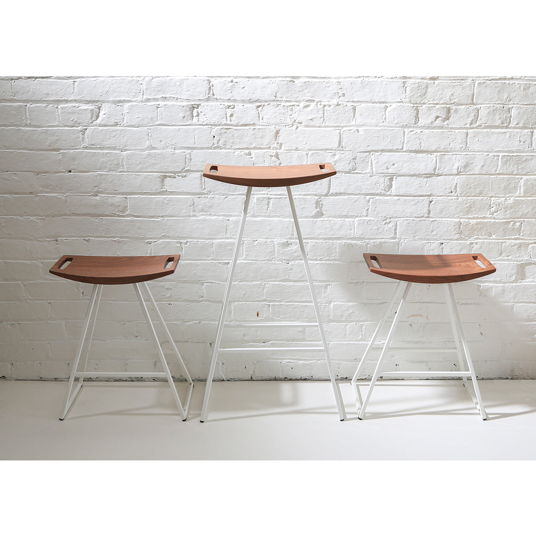 Robert Walnut Table Stool