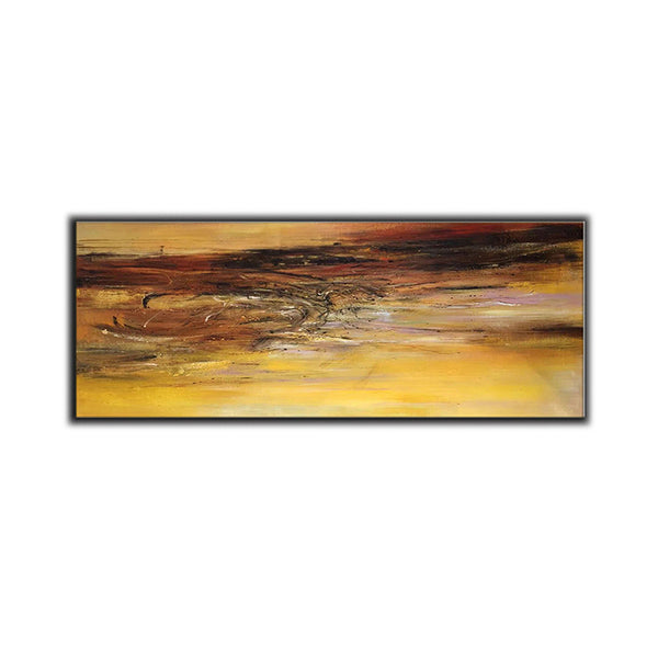 Earth Tones ORIGINAL Modern Abstract Painting