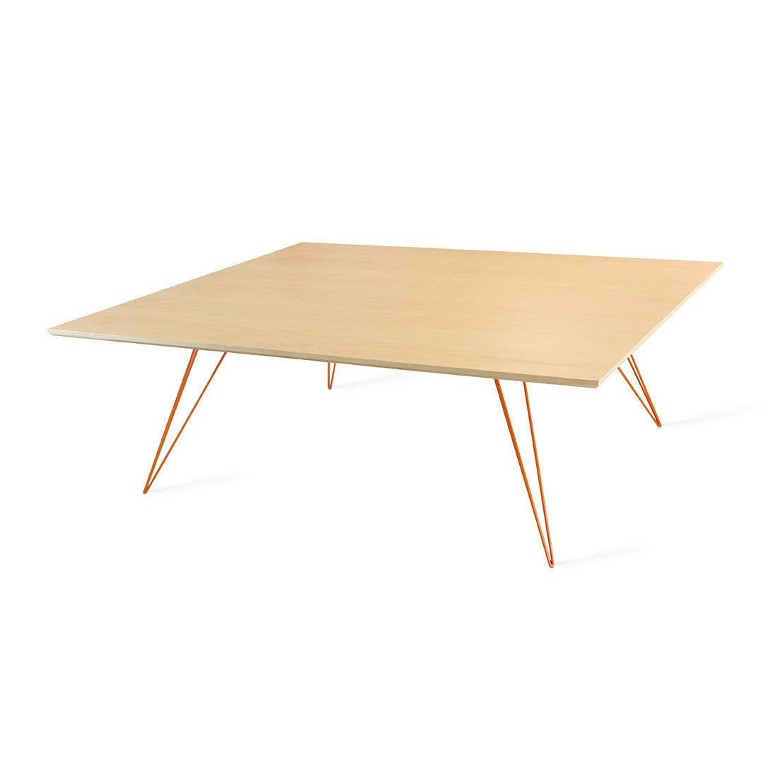 Williams Maple Large Rectangular Coffee Table