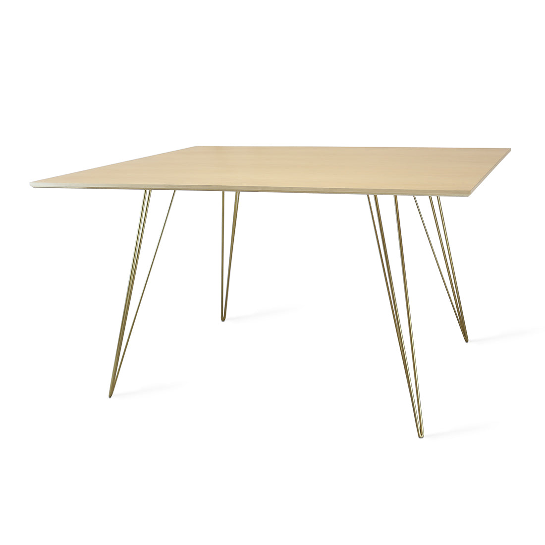 Williams Maple Large Rectangular Dining Table
