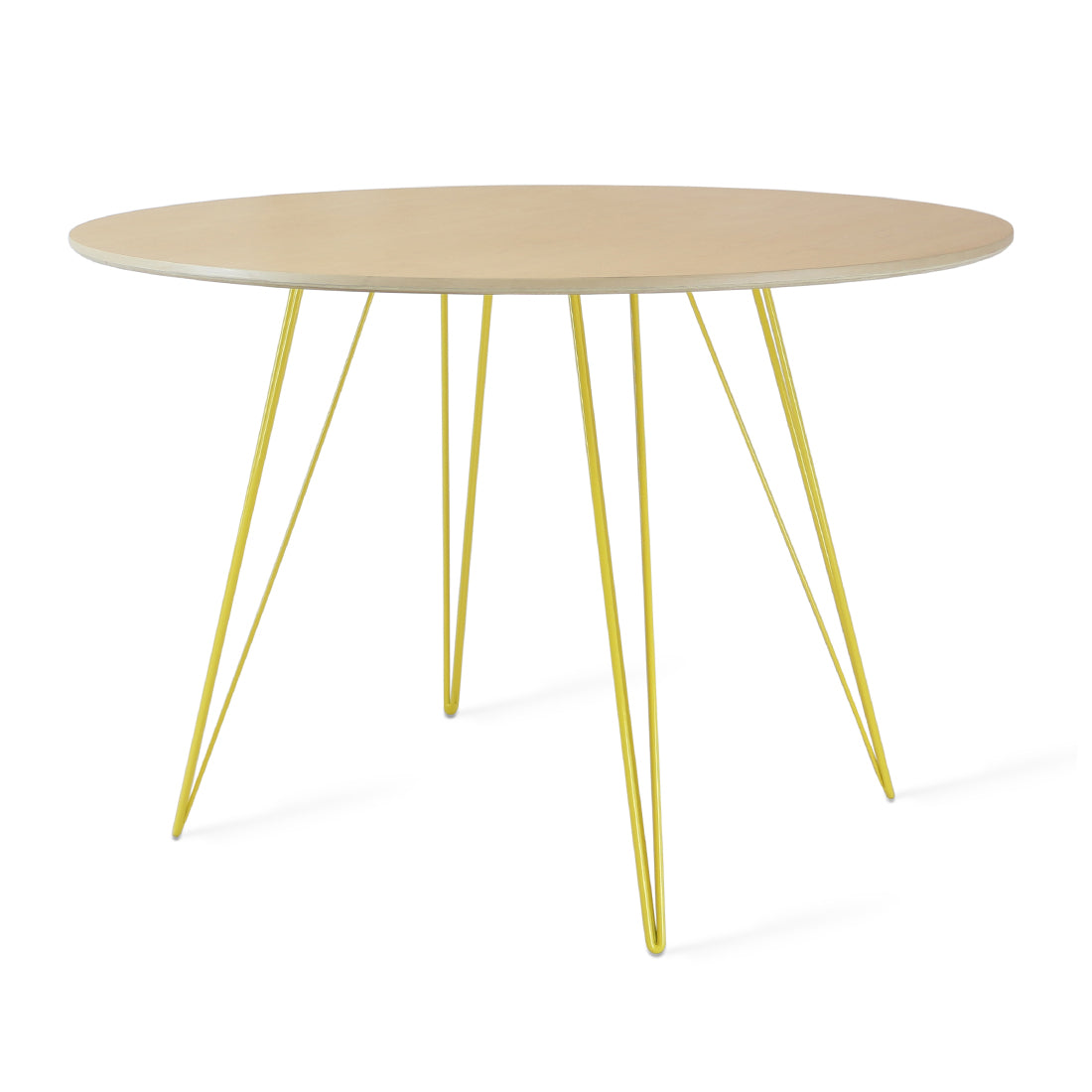 Williams Maple Small Oval Dining Table