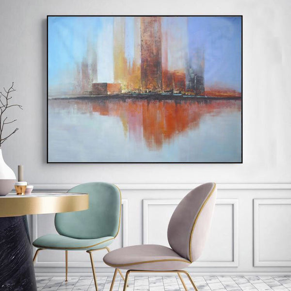 Reflection ORIGINAL Modern Abstract Painting
