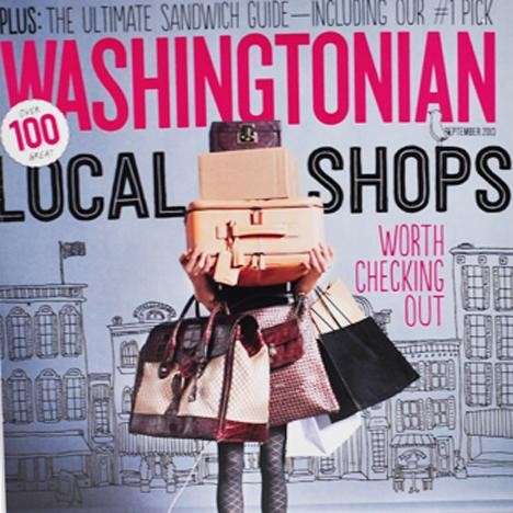 Washingtonian, September 2013