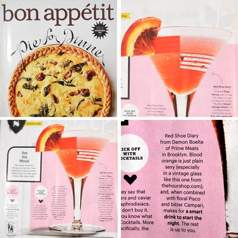 Bon Appétit, January 2015