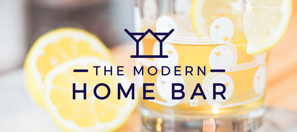We're Thrilled to Announce our new sister store The Modern Home Bar!!