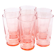 Pink Cocktail Tumblers