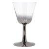 Vintage Mercury Stem Cocktail Glasses single | The Hour Shop