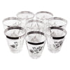 Georges Briard Sterling Double Old Fashioned Glasses