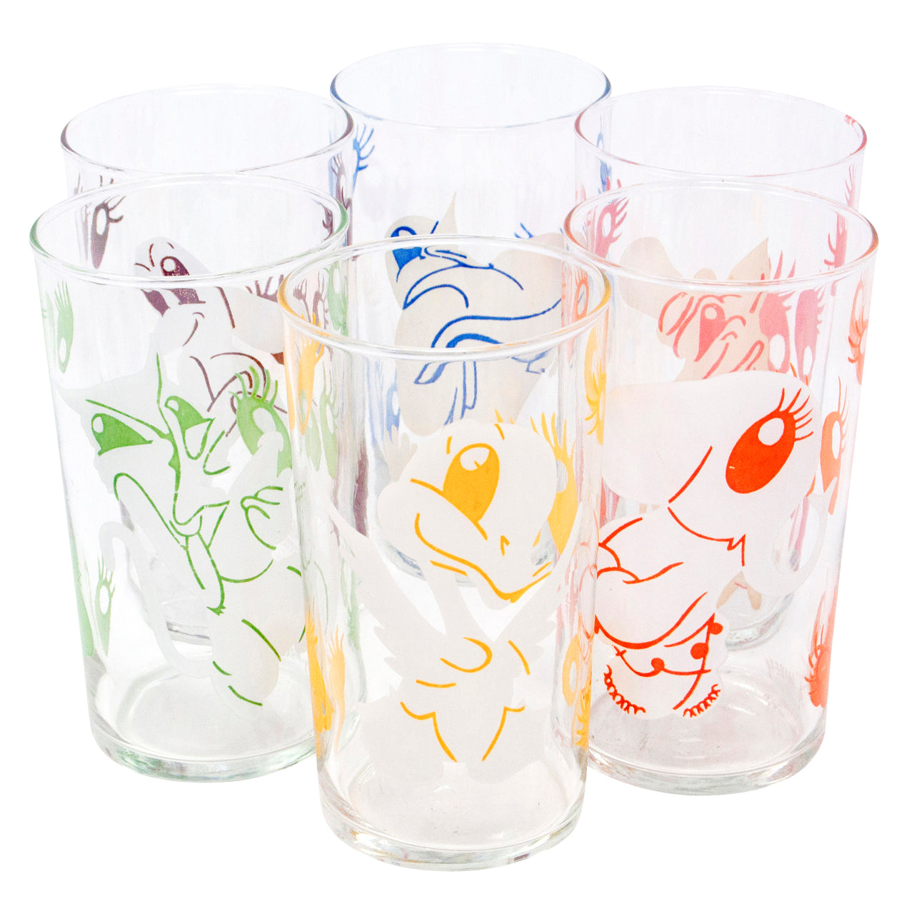 Maxey Comical Animal Character Tumblers