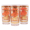 Vintage Fred Press Orange Ships Collins Glasses Front | The Hour Shop