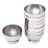 Vintage Chase Gaiety Chrome Cocktail Shaker Set Cups Top | The Hour Shop