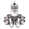 Vintage Chase Gaiety Chrome Cocktail Shaker Set | The Hour Shop