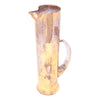 Vintage Gold Shimmer Empire Cocktail Pitcher Set Pitcher Top | The Hour Shop