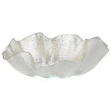 Dorothy Thorpe Sterling Atomic Splash Handkerchief Bowl, The Hour Shop