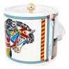 Vintage Georges Briard Carousel Horse Cocktail Set Ice Bucket | The Hour Shop