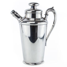 Meriden Silver Plate Cocktail Shaker | The Hour Shop Vintage