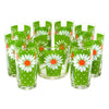 Vintage Pasinski White Daisy Ice Bucket Cocktail Set | The Hour Shop