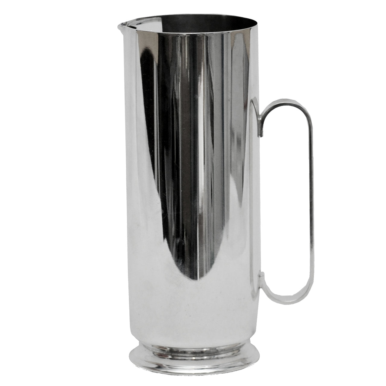 Oneida Silver Plate Cocktail Pitcher