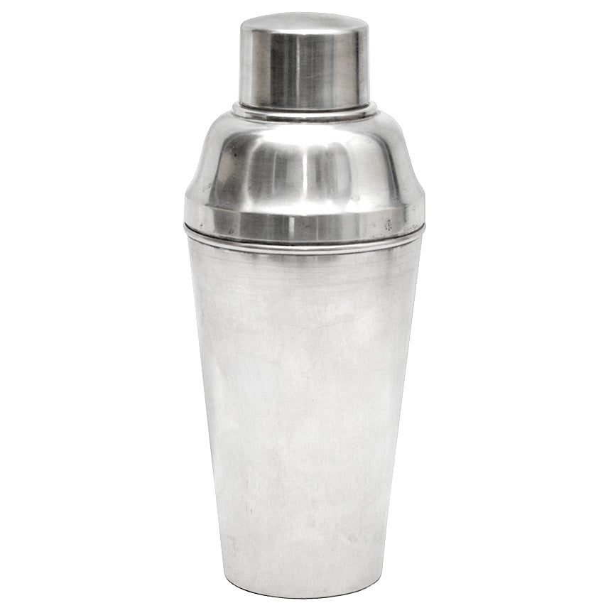 French Silver Plate Cocktail Shaker