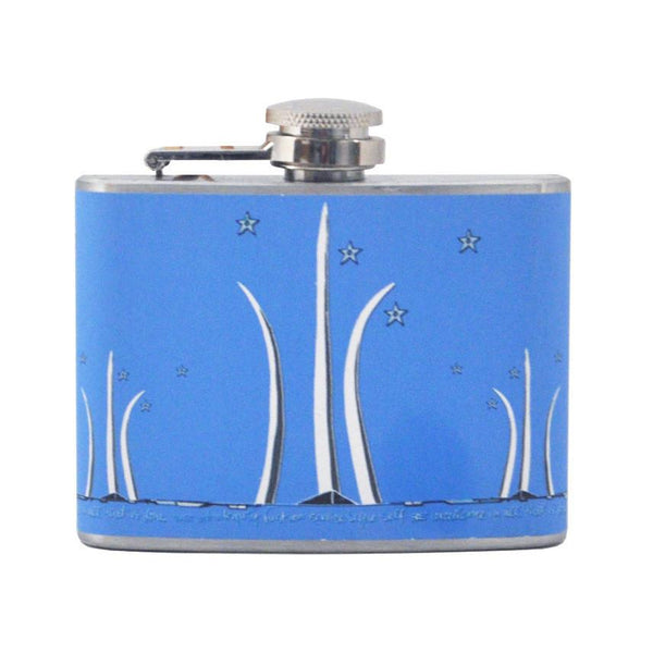 Air Force Memorial Blue Flask, The Hour Shop Barware
