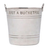 "P.H. Vogel & Co. Silver Plate 5 oz. ""Just A Bucketful"" Jigger 