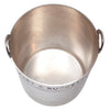 "P.H. Vogel & Co. Silver Plate 5 oz. ""Just A Bucketful"" Jigger Inside Bottom 