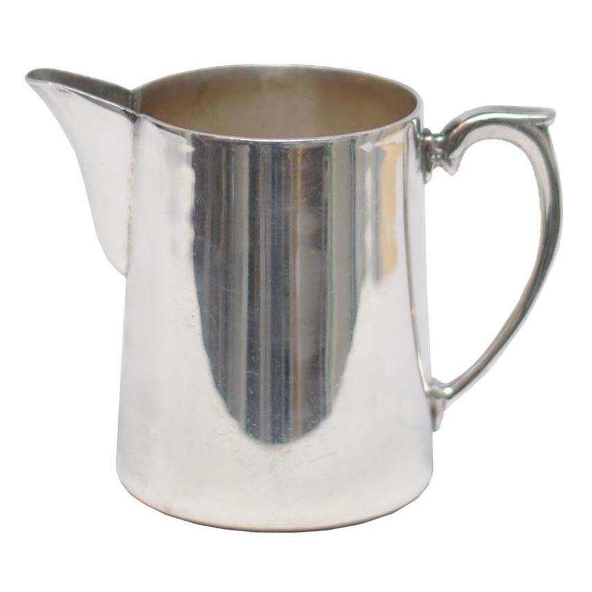 Hotel Silver Plate Mini Pitcher, The Hour Shop Vintage Barware