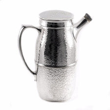The Hour Shop, Hammered Silver Plate Shaker