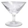 Vintage Rosenthal Etched Flowers Liqueur Glass | The Hour Shop
