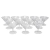 Vintage Rosenthal Etched Flowers Liqueur Glasses | The Hour Shop