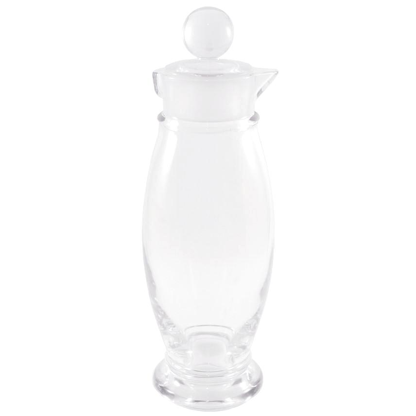 Cambridge Crystal Decanter | The Hour Shop Vintage Barware