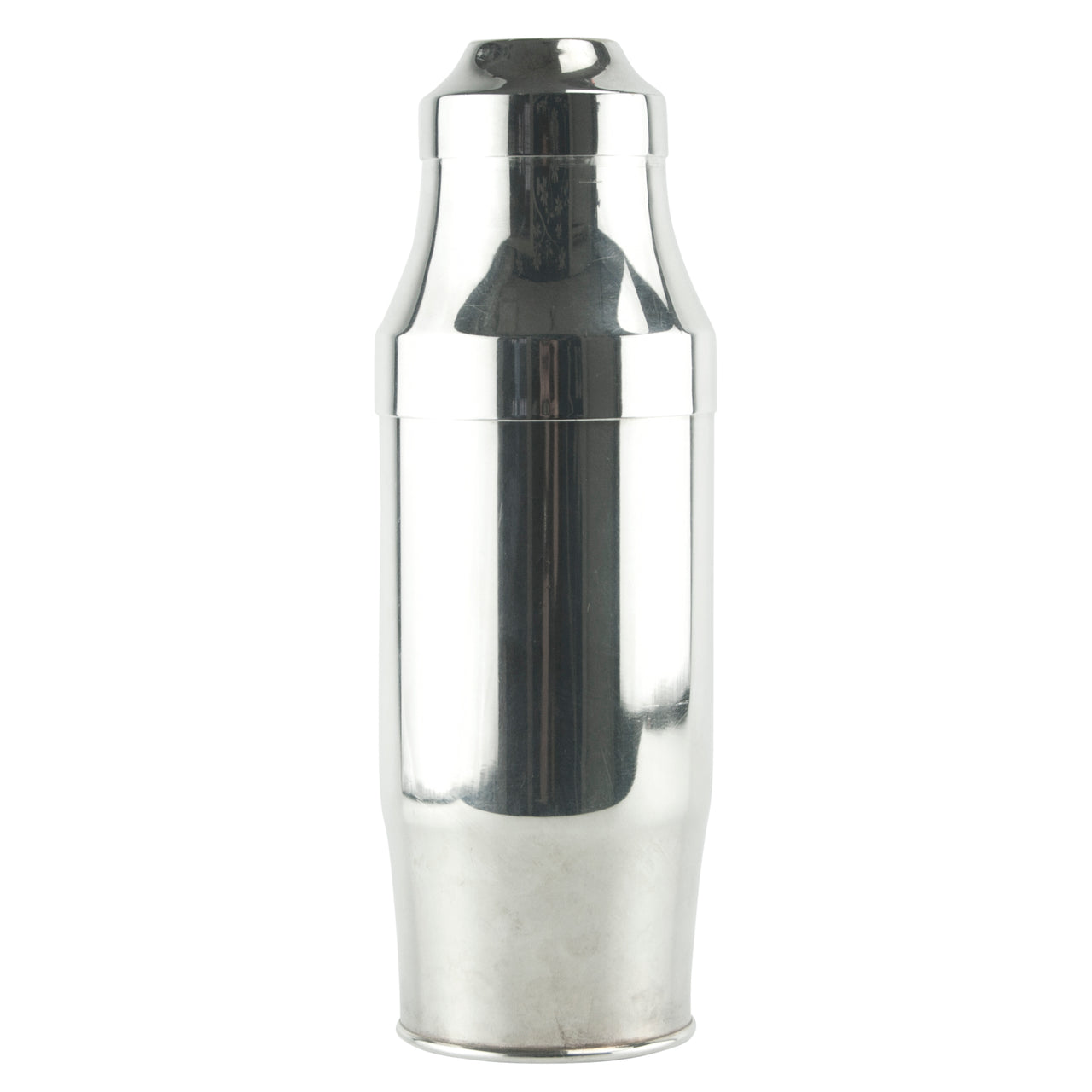 Bel Prata Silver Plate Cocktail Shaker | The Hour Shop Vintage