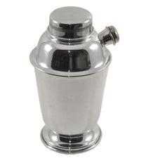 The Hour Shop | Vintage English Art Deco Silver Cocktail Shaker