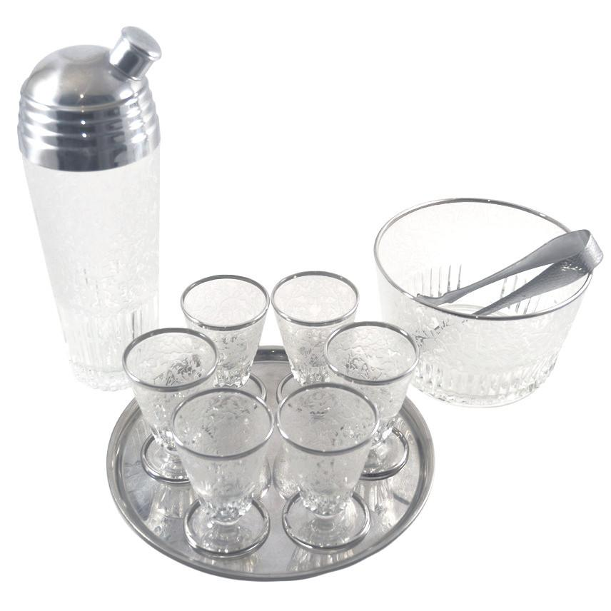 Paden City Spring Orchard Cocktail Shaker Set, The Hour Shop