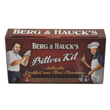 Berg & Hauck's 5 Pack Bitters Kit | The Hour Shop Cocktail Bitters