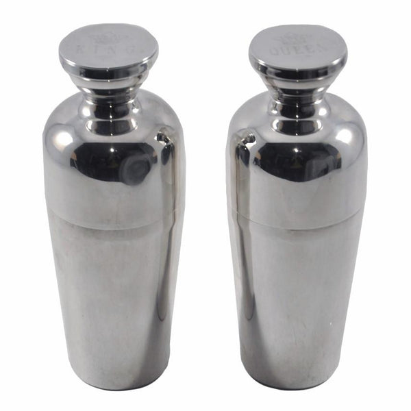 Vintage Napier Royal Cocktail Shaker Set, TheHourshop.com
