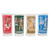 Vintage Madrid, London, Bombay, Athens Glasses | The Hour