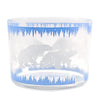 Vintage Hazel Atlas Polar Bear Glass Ice Bucket | The Hour