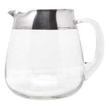 Vintage Dorothy Thorpe Sterling Band Cocktail Pitcher | The Hour Shop