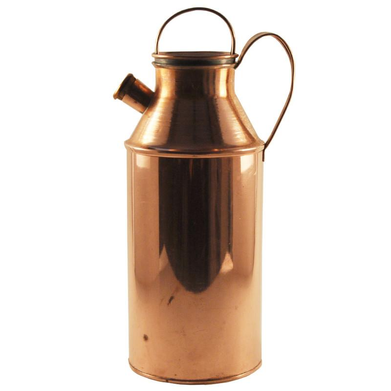 Vintage E.W. Allen Copper Cocktail Jug Shaker, The Hour Shop