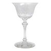 Vintage Tiffin Etched Cherokee Rose Cocktail Glass | The Hour Shop