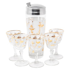 Feast Cocktail Shaker Set