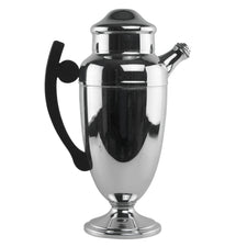 Vintage Farberware Chrome Cocktail Shaker, The Hour Shop