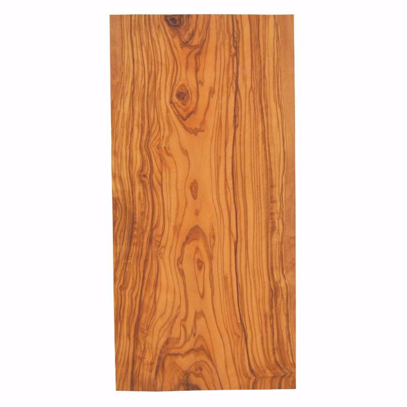 Natural Olive Wood Cutting Board | The Hour Shop Barware